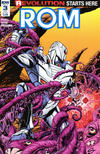 Cover for ROM (IDW, 2016 series) #3 [Steve Scott - Subscription Cover A]