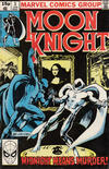 Cover for Moon Knight (Marvel, 1980 series) #3 [British]