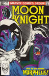 Cover for Moon Knight (Marvel, 1980 series) #12 [British]