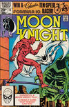 Cover for Moon Knight (Marvel, 1980 series) #13 [British]