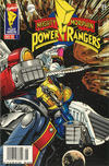 Cover for Saban's Mighty Morphin Power Rangers (Marvel, 1995 series) #7 [Newsstand]