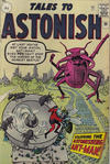 Cover for Tales to Astonish (Marvel, 1959 series) #39 [British]