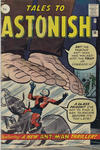 Cover for Tales to Astonish (Marvel, 1959 series) #36 [British]