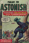 Cover for Tales to Astonish (Marvel, 1959 series) #37 [British]