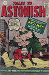 Cover for Tales to Astonish (Marvel, 1959 series) #38 [British]