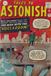 Cover Thumbnail for Tales to Astonish (1959 series) #42 [British]