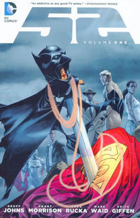 Cover Thumbnail for 52 (DC, 2016 series) #1