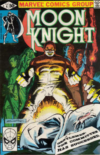 Cover Thumbnail for Moon Knight (Marvel, 1980 series) #4 [Direct]