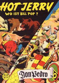 Cover Thumbnail for Hot Jerry (Norbert Hethke Verlag, 1992 series) #27