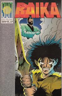 Cover Thumbnail for Raika (Sun Comic Publishing, 1992 series) #10