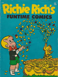 Cover Thumbnail for Richie Rich Funtime Comics (Magazine Management, 1975 ? series) #2185
