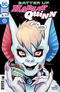 Cover Thumbnail for Harley Quinn (DC, 2016 series) #36
