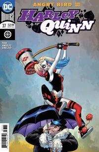 Cover Thumbnail for Harley Quinn (DC, 2016 series) #37