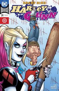 Cover Thumbnail for Harley Quinn (DC, 2016 series) #39