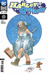 Cover Thumbnail for Harley Quinn (DC, 2016 series) #37 [Frank Cho]