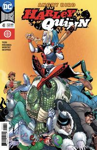 Cover Thumbnail for Harley Quinn (DC, 2016 series) #41