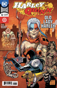 Cover Thumbnail for Harley Quinn (DC, 2016 series) #42
