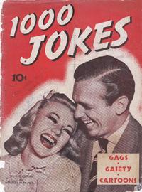 Cover Thumbnail for 1000 Jokes (Dell, 1939 series) #15