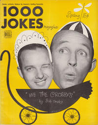 Cover Thumbnail for 1000 Jokes (Dell, 1939 series) #54
