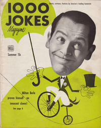 Cover Thumbnail for 1000 Jokes (Dell, 1939 series) #51