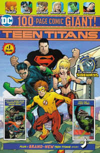 Cover Thumbnail for Teen Titans Giant (DC, 2018 series) #1