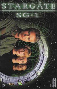 Cover Thumbnail for Stargate SG1 Convention Special (Avatar Press, 2003 series)  [Group Photo]