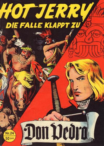 Cover for Hot Jerry (Norbert Hethke Verlag, 1992 series) #24