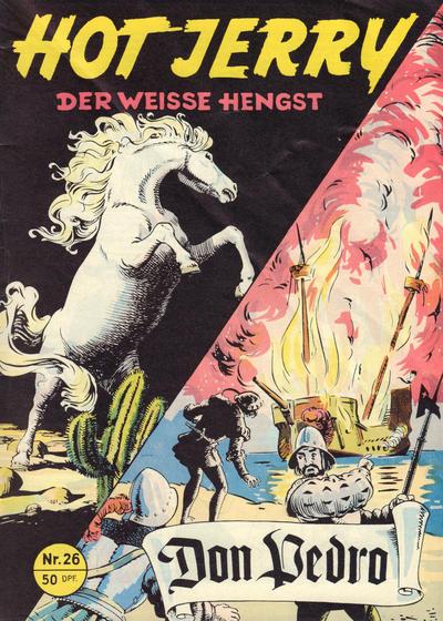 Cover for Hot Jerry (Norbert Hethke Verlag, 1992 series) #26