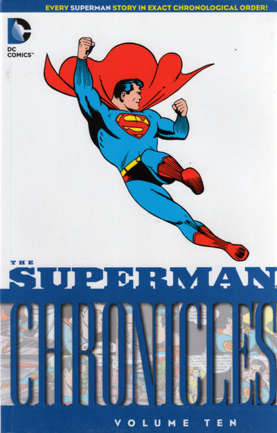 Cover for The Superman Chronicles (DC, 2006 series) #10