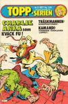 Cover for Topp-serien [Toppserien] (Semic, 1977 series) #3/1977