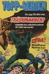 Cover for Topp-serien [Toppserien] (Semic, 1977 series) #12/1977