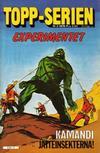 Cover for Topp-serien [Toppserien] (Semic, 1977 series) #3/1978