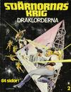 Cover for Stjärnornas krig (Semic, 1977 series) #2 - Draklorderna