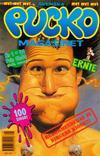 Cover for Svenska puckomagasinet (Atlantic Förlags AB, 1992 series) #1/1992