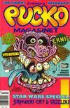 Cover for Svenska puckomagasinet (Atlantic Förlags AB, 1992 series) #3/1992