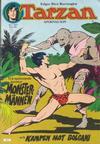 Cover for Tarzan (Atlantic Förlags AB, 1977 series) #3/1977
