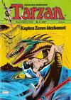 Cover for Tarzan (Atlantic Förlags AB, 1977 series) #5/1987