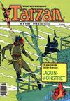 Cover for Tarzan (Atlantic Förlags AB, 1977 series) #9/1988