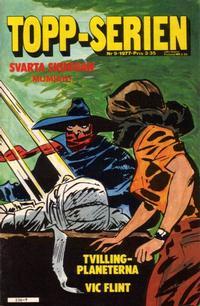 Cover Thumbnail for Topp-serien [Toppserien] (Semic, 1977 series) #9/1977