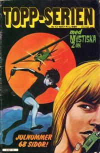 Cover Thumbnail for Topp-serien [Toppserien] (Semic, 1977 series) #13/1977