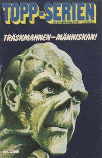 Cover Thumbnail for Topp-serien [Toppserien] (Semic, 1977 series) #6/1978