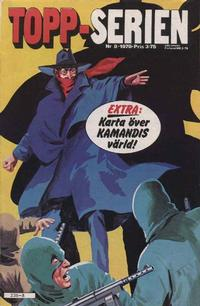 Cover Thumbnail for Topp-serien [Toppserien] (Semic, 1977 series) #8/1978