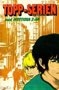 Cover Thumbnail for Topp-serien [Toppserien] (Semic, 1977 series) #9/1978