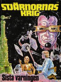 Cover Thumbnail for Stjärnornas krig (Semic, 1977 series) #5