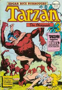 Cover Thumbnail for Tarzan (Atlantic Förlags AB, 1977 series) #19/1977