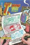 Cover for Les Jeunes T. (Arédit-Artima, 1985 series) #1