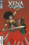 Cover for Xena (Dynamite Entertainment, 2018 series) #4