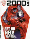 Cover for 2000 AD (Rebellion, 2001 series) #2086