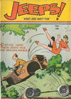 Cover for Jeeps! (Hardie-Kelly, 1942 ? series) #[nn]