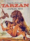 Cover for Tarzan Annual (World Distributors, 1960 series) #1972